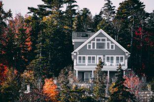 dom ogrzewany pompą ciepła