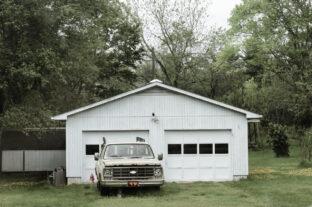 ocieplenie garażu blaszanego