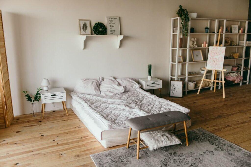 ile kosztuje remont sypialni