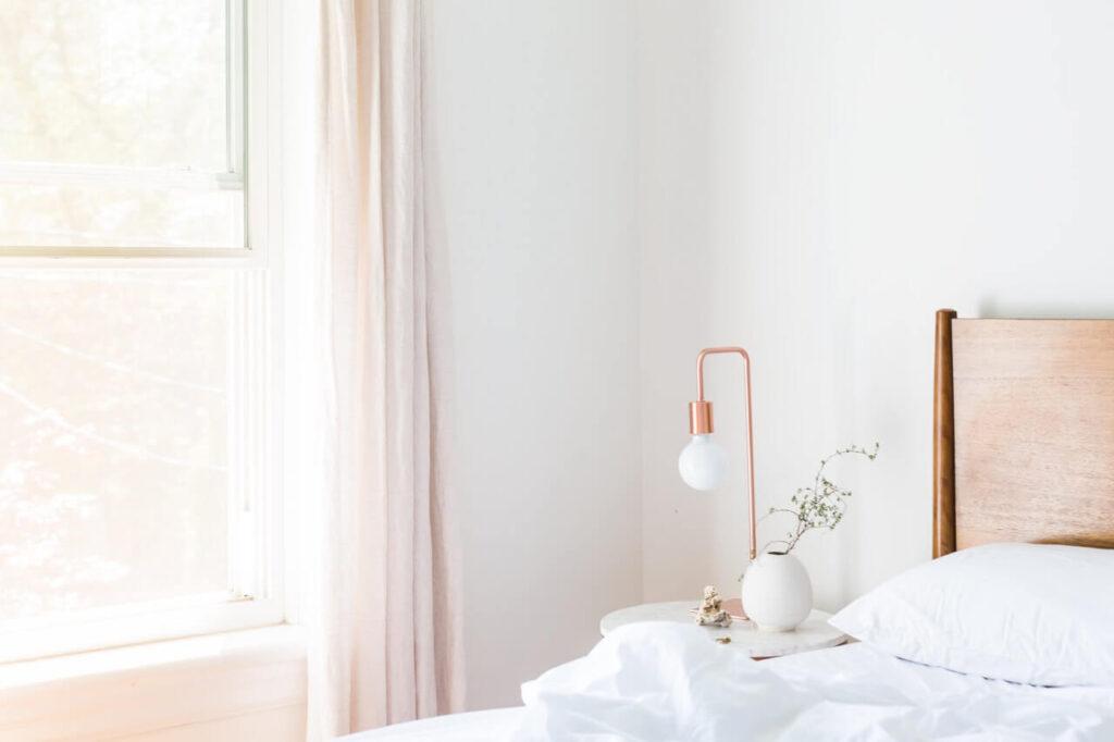 remont sypialni tanim kosztem